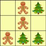 Tres en Raya en Navidad