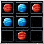 3 en Raya de Planetas (2 Jugadores)