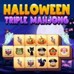 Mahjong Trío en Halloween