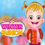 Vestir a Bebé Hazel en Invierno