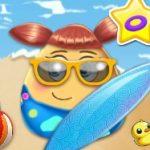Vestir a Pou en verano