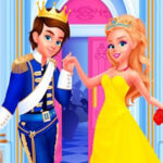 Vestir a la Princesa y el Príncipe en su boda