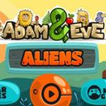 Adán y Eva: Aliens