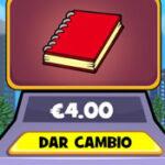 Juego de Dar el Cambio de Dinero en Euros