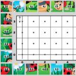 Puzzle de Coordenadas XY