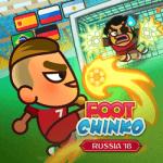 Fútbol Pinball Mundial de Rusia