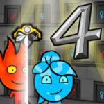 Fuego y Agua 4: Templo de Cristal